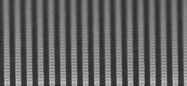 Capturing Wetting States in Nanopatterned Silicon