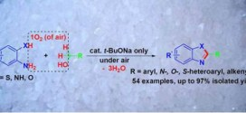 Unexpectedly Simple Synthesis of Benzazoles by tBuONa-Catalyzed. Advances In Engineering