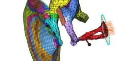 Statistical calibration finite element model human middle ear - advances in engineering-