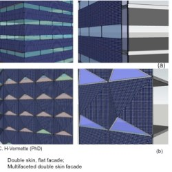 façade system design enhanced energy performance multistory buildings Advanes in Engineering