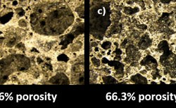 control porosity of geopolymer foams-Advances in Engineering