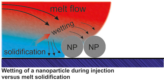 Immobilization of Different Surface-Modified Silica Nanoparticles on Polymer Surfaces Via Melt Processing. Advances in Engineering