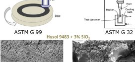 Erosion-wear, mechanical and thermal properties of silica filled epoxy nanocomposites-Advances in Engineering