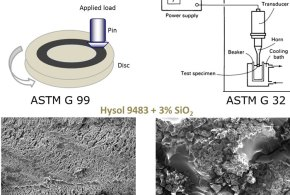 Erosion-wear, mechanical and thermal properties of silica filled epoxy nanocomposites