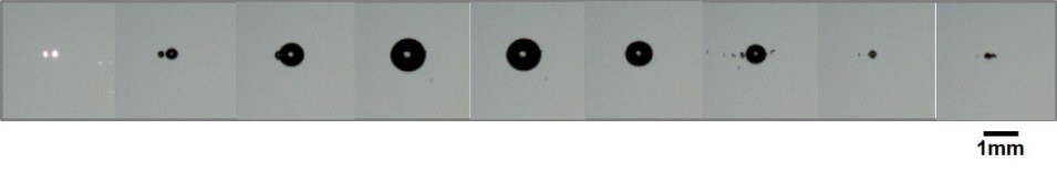 Laser-induced bubble formation on a micro gold particle levitated in water under ultrasonic field - Advanced Engineering