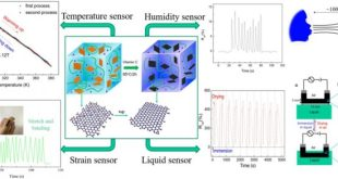 Smart cellulose/graphene-based composites readily available for multiple sensing applications - Advances in Engineering