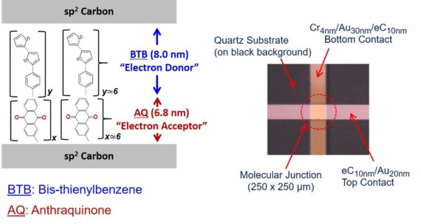 Molecular Photonics in Ultrathin Photodetectors - Advances in Engineering