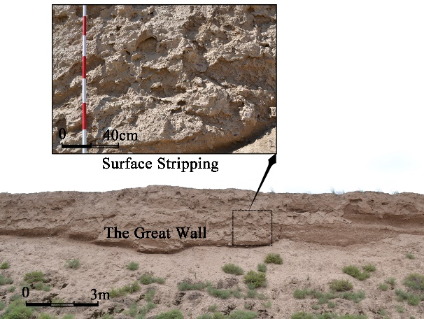 Surface stripping on the Great Wall - Advanced Engineering