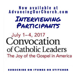 Convocation of Leaders Cover Advancing Our Church