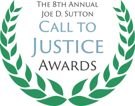 8th Annual Joe D. Sutton Call to Justice Awards