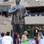 Mandela Square, where we stayed