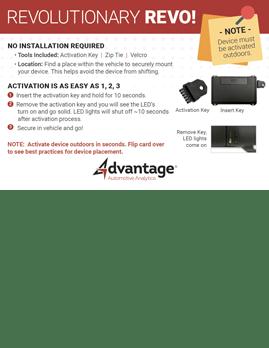 Revo-Activation-Guide-th-Advantage GPS
