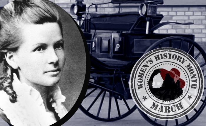Bertha Benz - Women Leaders - Advantage Automotive Analytics