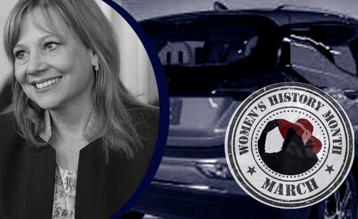 Mary Barra - Women Leaders - Advantage Automotive Analytics
