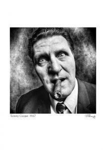 Tommy Cooper 1967