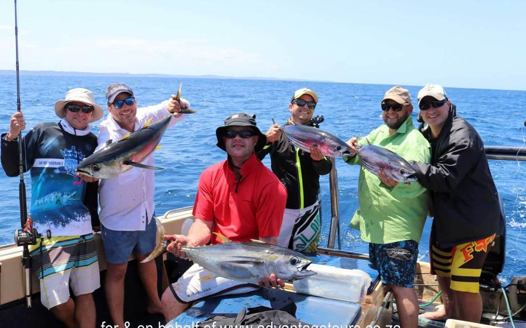 Deep Sea Fishing St Lucia