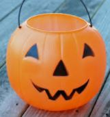 plastic injection molded pumpkin