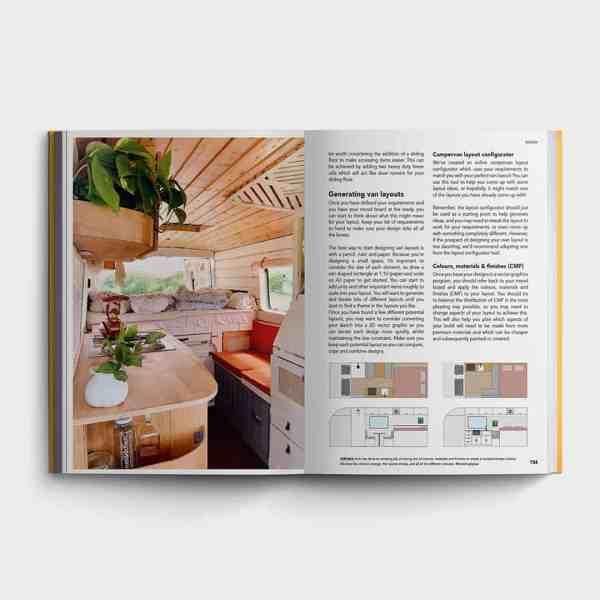 campervan conversion guide book