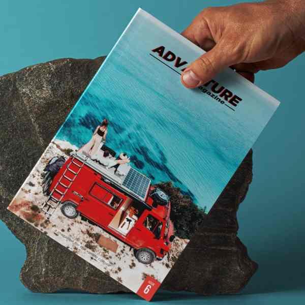 Advanture Magazine issue 06
