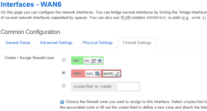 Setting up IPv6 in OpenWRT Barrier Breaker for TM Unifi | Crew Blog
