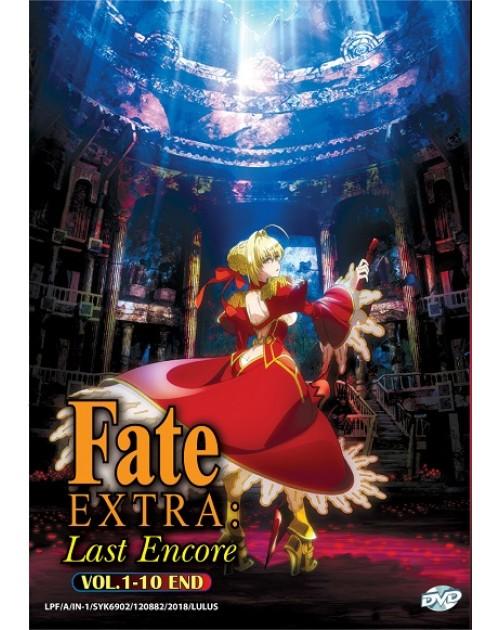 FATE / EXTRA: LAST ENCORE VOL.1-10 END