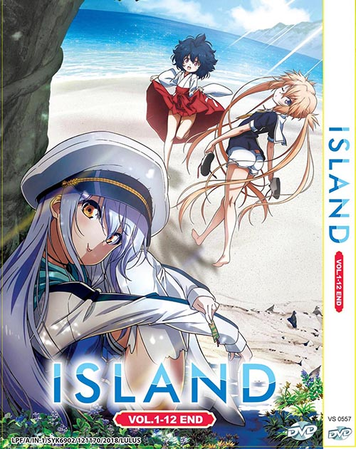 ISLAND VOL.1-12 END *END DUB*