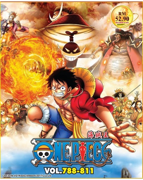 ONE PIECE BOX 24 (VOL. 788-811)