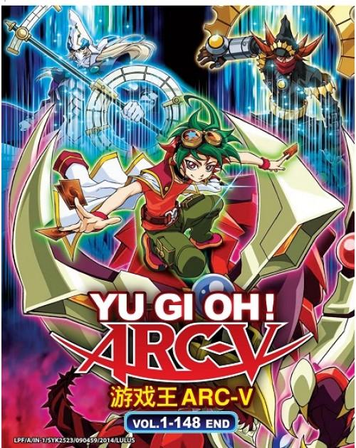 YU GI OH ! ARC-V VOL. 1 - 148 END