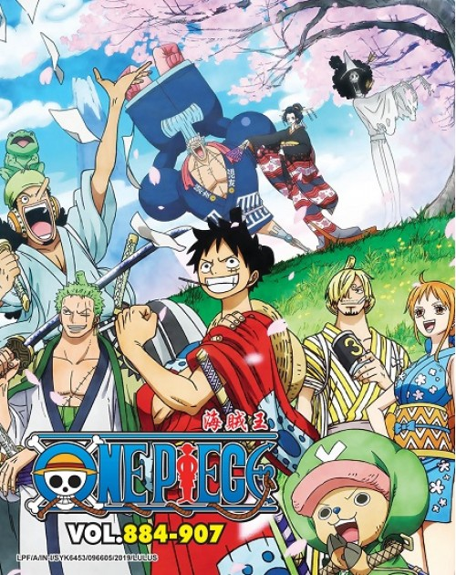 One Piece Box 28 DVD