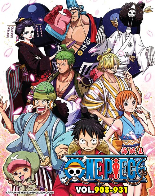 One Piece Box29 DVD