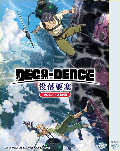 Deca-Dence Vol.1-12 End