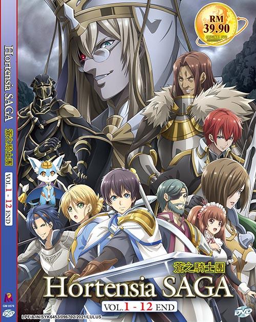 Hortensia Saga Vol.1-12 End