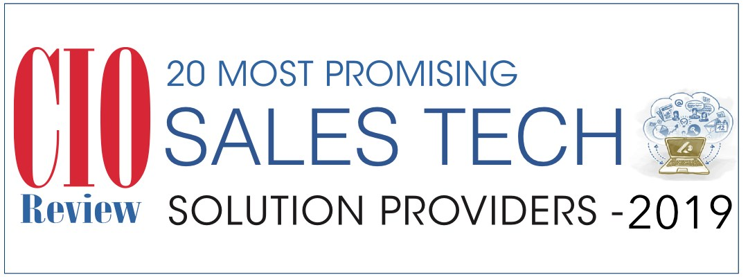 Top 20 Sales Technology Solution Providers 2019