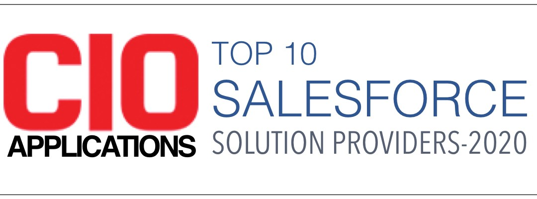 Top 10 Salesforce Solution Providers 2020