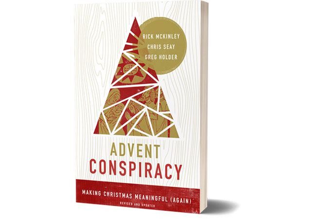 Advent Conspiracy book 2018