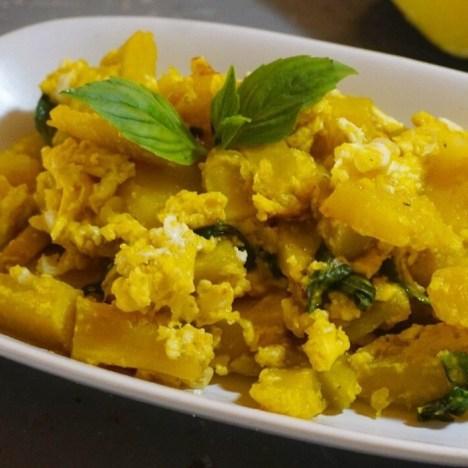 Légumes sautés : Recette thaïlandaise