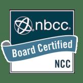 NCC badge | Jim Ciraky, Christian Counselor in Smyrna, GA, Canton, GA, Cartersville, GA & Marietta, GA