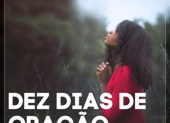 #6 Dez Dias de Oração