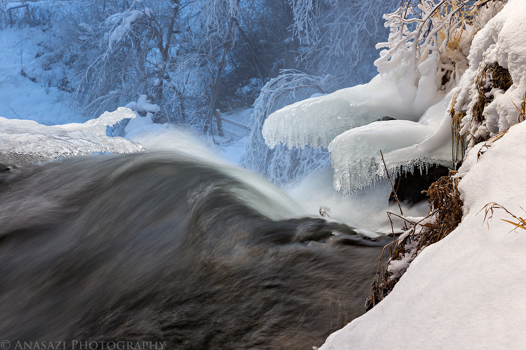 Rifle Creek Ice