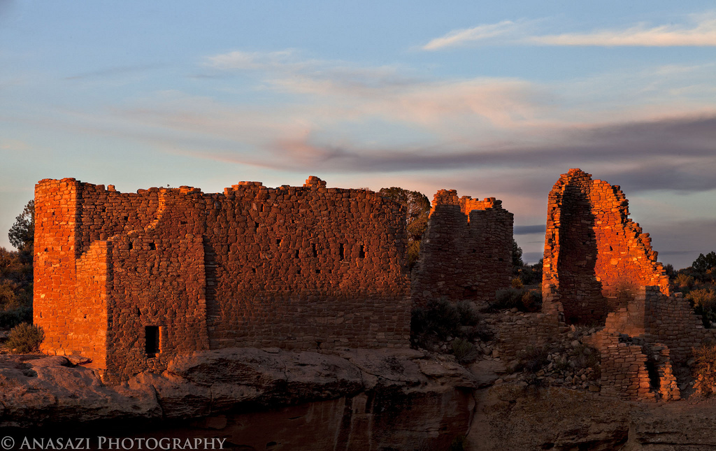Hovenweep Sunset & Sunrise