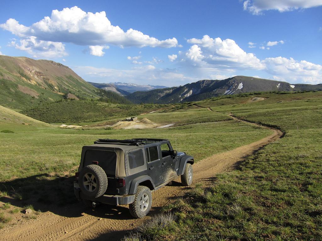Alpine Loop, Ophir Pass & Last Dollar Road