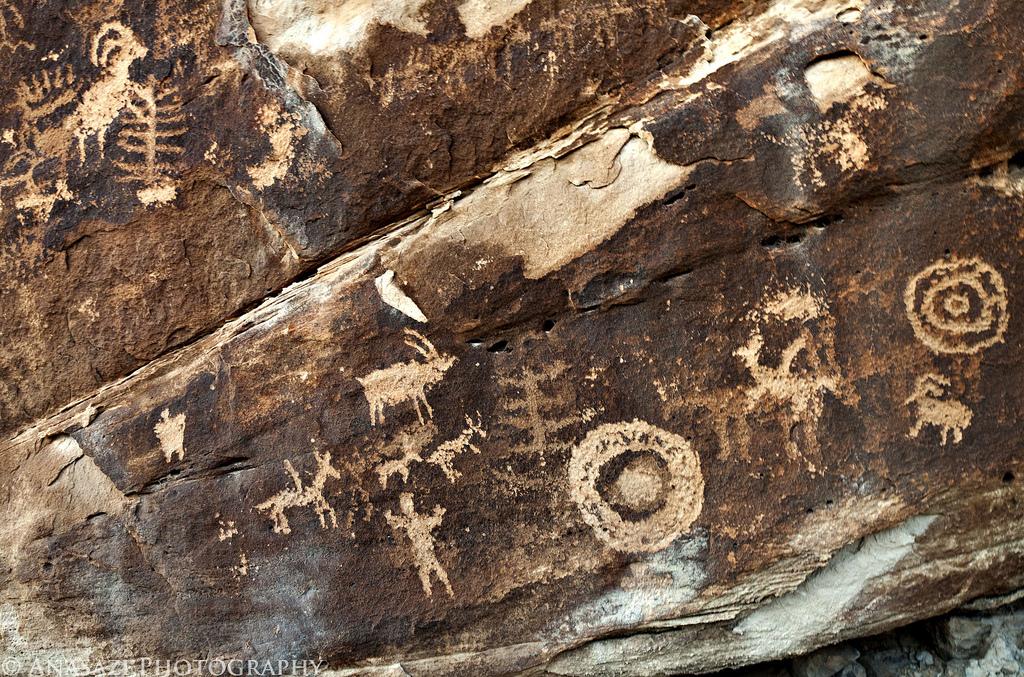 Deer Creek Petroglyphs