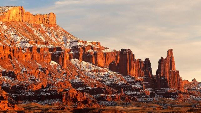Hidden Valley & Moab Rim Loop