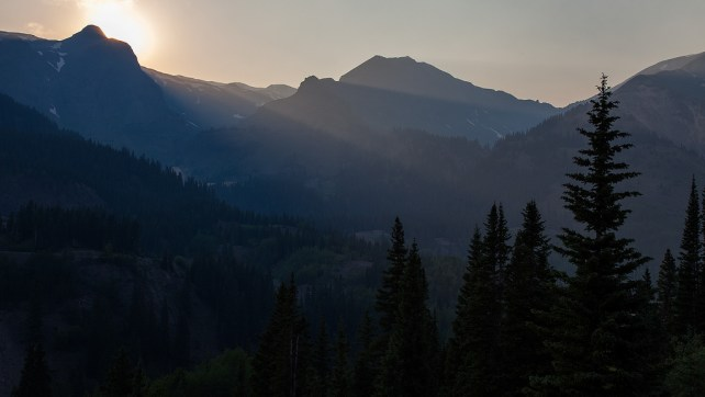 Beating the Heat in the San Juan Mountains