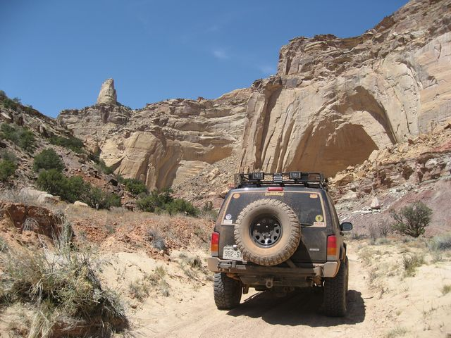 A Weekend in the San Rafael Swell