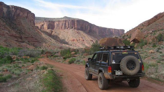 Gateway to Moab
