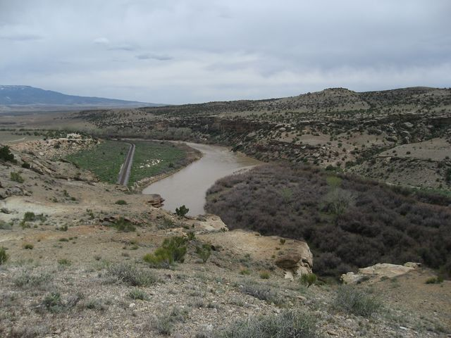 Gunnison River Bluffs Trail