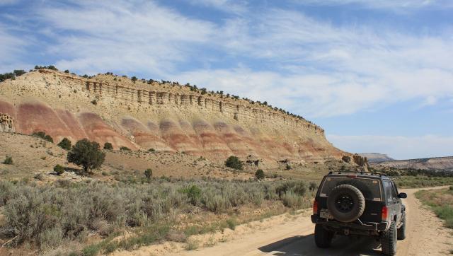 Quick Trip Over Baxter Pass