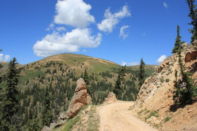 Taylor Park to Leadville