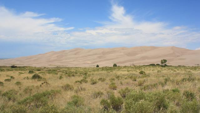 Sangre de Cristo & The Great Sand Dunes